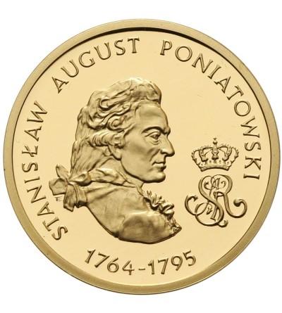 Poland 100 Zlotych 2005, Stanislaw August Poniatowski