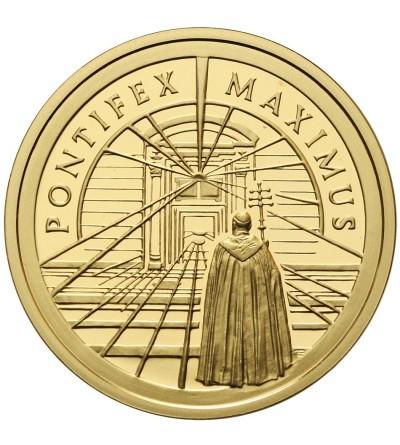 200 złotych 2002, Pontifex maximus - Jan Paweł II