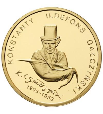 200 złotych 2005, Ildefons Gałczyński