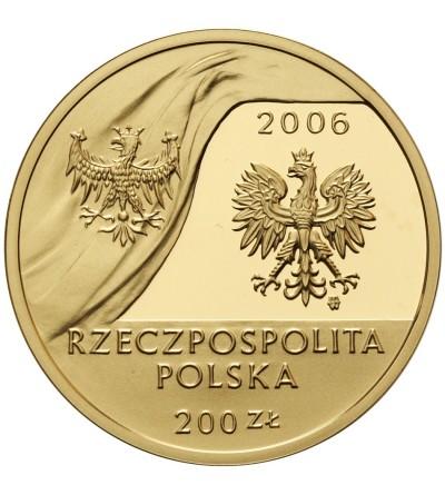 Poland 200 Zlotych 2006, Torino 2006