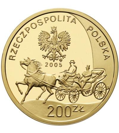 Poland 200 Zlotych 2006, SGH