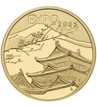 200 złotych 2005, Expo - Aichi