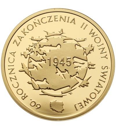 200 złotych 2005, 60 rocz. zakończenia II Wojny Światowej
