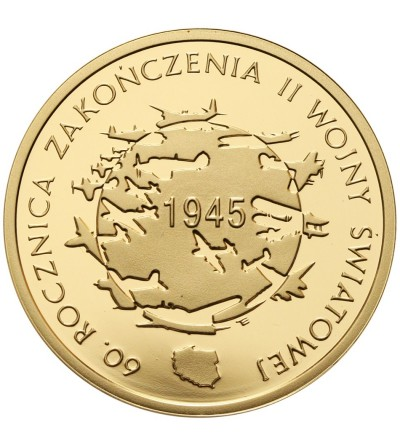 Poland 200 Zlotych 2005, 60 Years end of the WWII