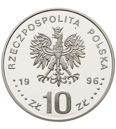 Poland 10 zlotych 1996, Mazurek of Dabrowski