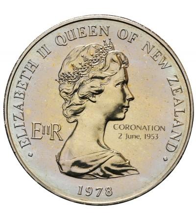 Nowa  Zelandia 1 dolar 1978