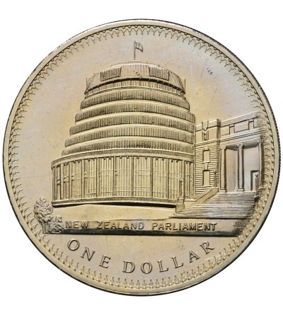New Zealand Dollar 1978