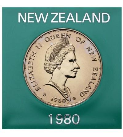 Nowa Zelandia 1 dolar 1980