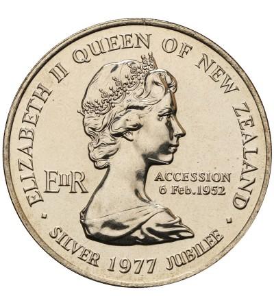 New Zealand Dollar 1977