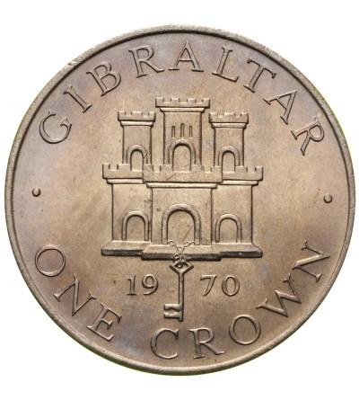Gibraltar Crown 1970