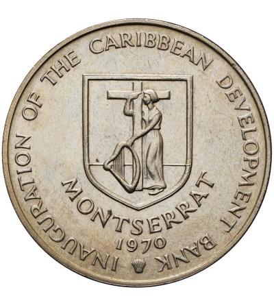 Montserrat 4 Dollars 1970