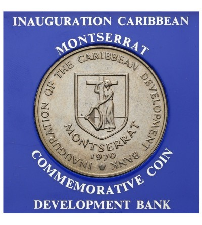 Montserrat 4 dolary 1970