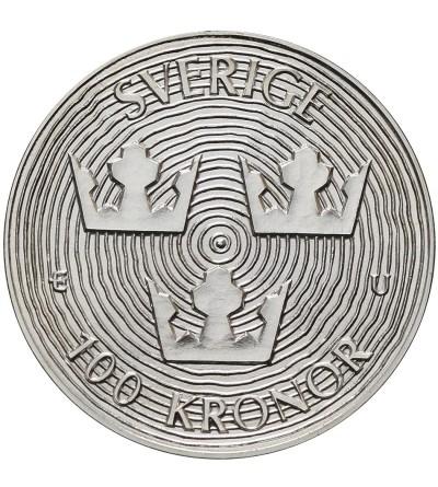 Szwecja 100 koron 1983, Parlament