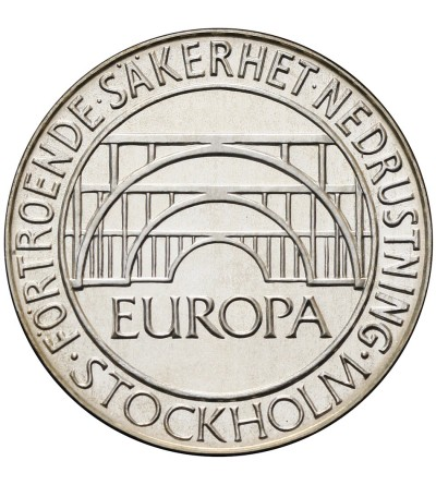 Sweden 100 Kronor 1985, International Year of the Forest