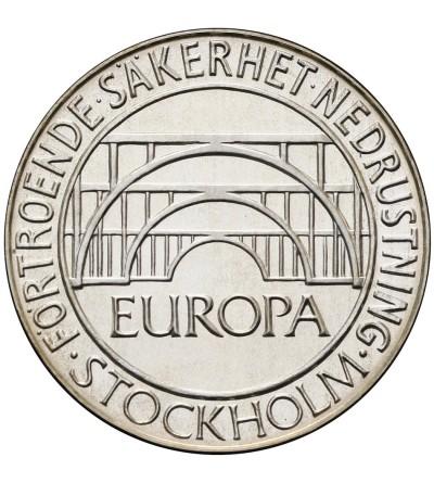 Szwecja 100 koron 1985, rok lasu