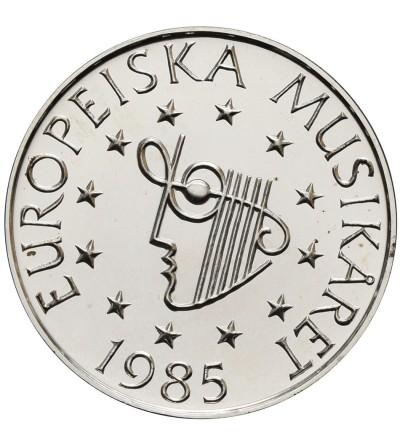Sweden 100 Kronor 1985, European Music Year