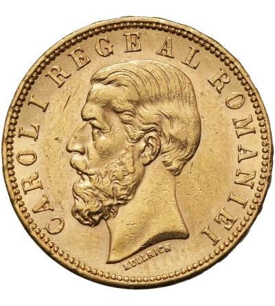 Romania 20 Lei 1890 B