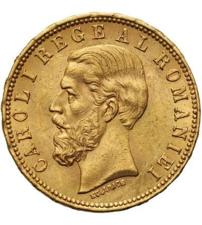 Rumunia 20 lei 1890 B