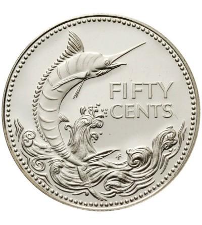 Wyspy Bahama 50 centów 1979