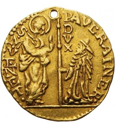 Wenecja. Cekin (Dukat) bez daty, Paolo Ranier 1779-1789