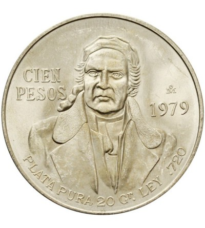 Meksyk 100 pesos 1979