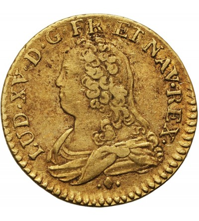 Francja 1 Louis D'or 1726 L, Bayonne