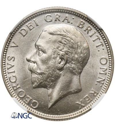 Great Britain Florin (2 Shillings) 1936 - NGC MS 65