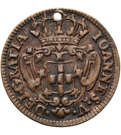 Portugalia 5 reis 1738