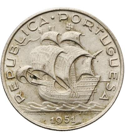 Portugalia 5 escudos 1951