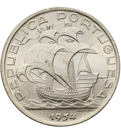 Portugalia 10 escudos 1954