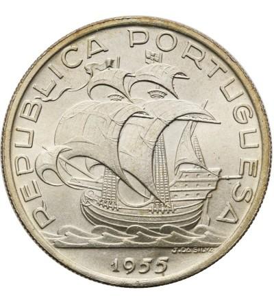 Portugalia 10 escudos 1955