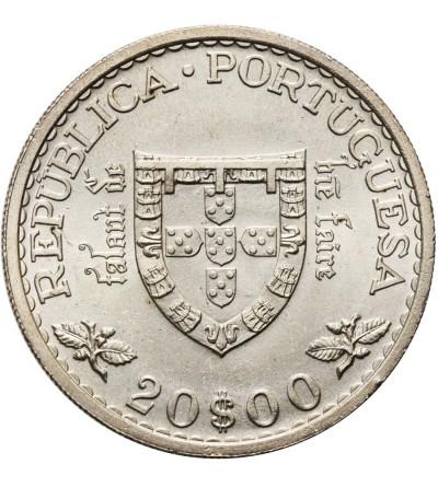 Portugalia 20 escudos 1960