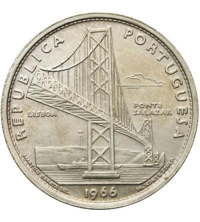 Portugalia 20 escudos 1966
