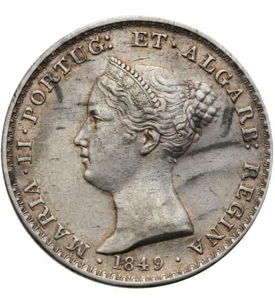Portugal 500 Reis 1849