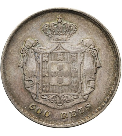 Portugalai 500 Reis 1859