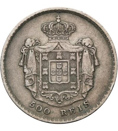 Portugalia 500 Reis 1859