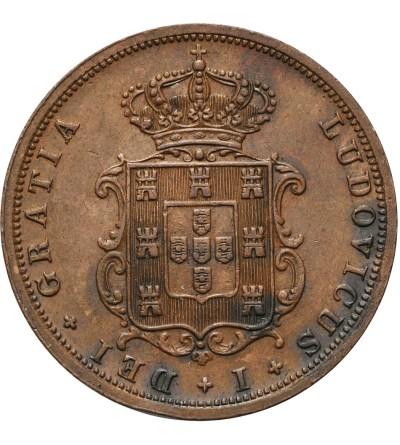 Portugal 5 Reis 1875