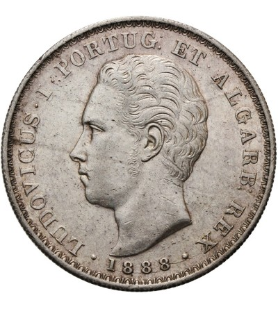 Portugal 500 Reis 1888