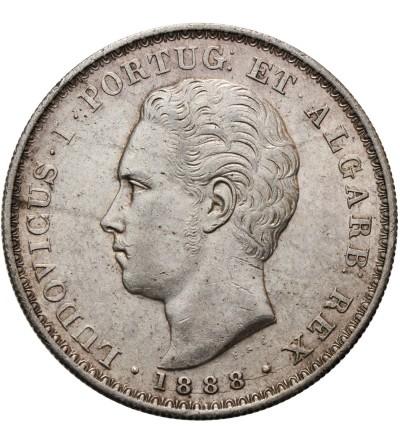 Portugalia 500 Reis 1888