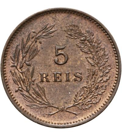 Portugalia 5 Reis 1906