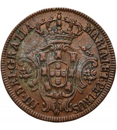 Portugalia 3 Reis 1777