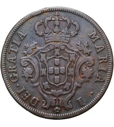 Portugalia 10 Reis 1791
