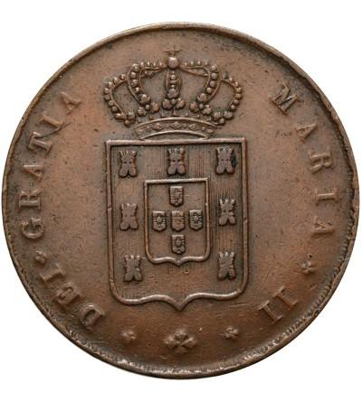 Portugalia 10 Reis 1838