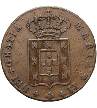 Portugalia 10 Reis 1836
