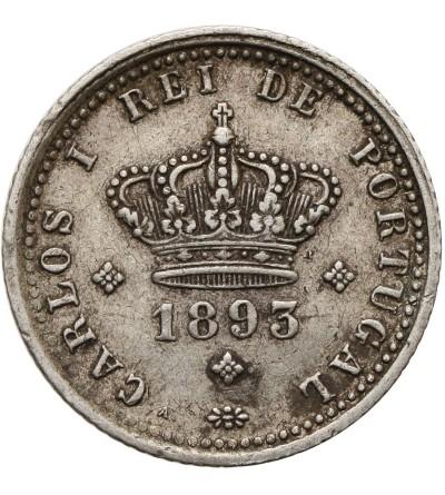 Portugalia 50 Reis 1893