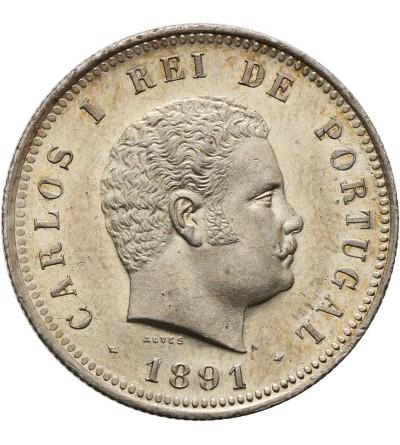 Portugalia 200 Reis 1891