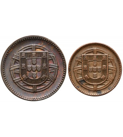 Portugalia 1, 2 Centavos 1918-1920