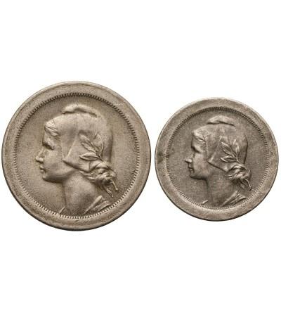 Portugal 10, 20 Centavos 1921