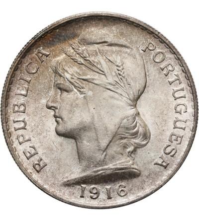 Portugal 50 Centavos 1916