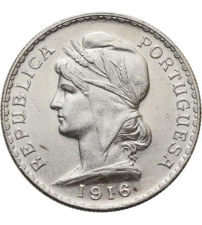 Portugal Escudo 1916